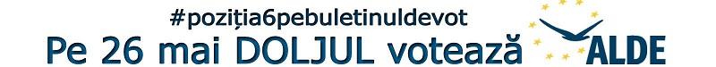 Comandat de Partidul Alianta Liberalilor si Democratilor-ALDE.Executat de HV Media Production SRL.CMF:41190002