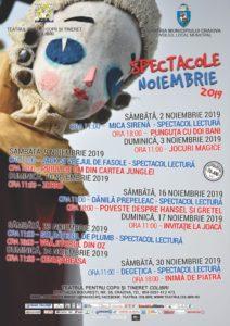 """Spectacole """"COLIBRI"""""""