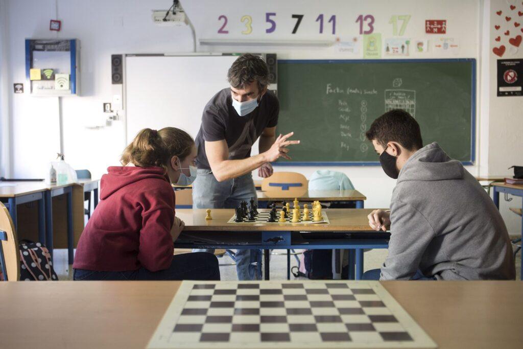 șahul pierde în greutate